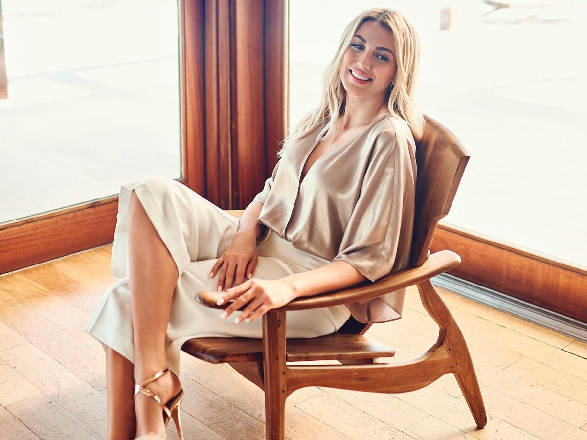 H Κωνσταντίνα Σπυροπούλου brand ambassador της Passager